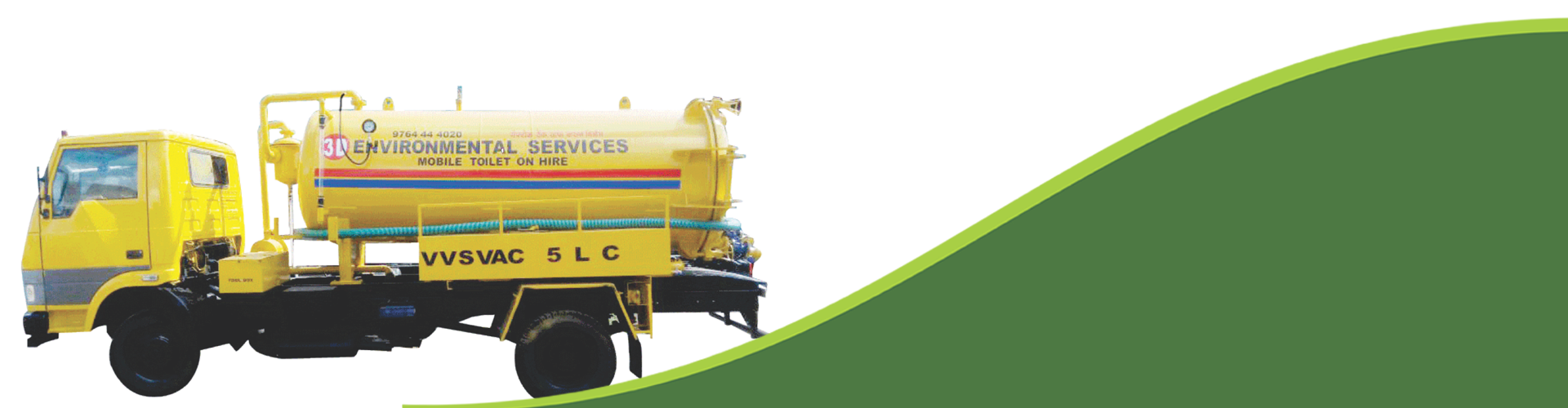 Septic Tanks waste removal Service
